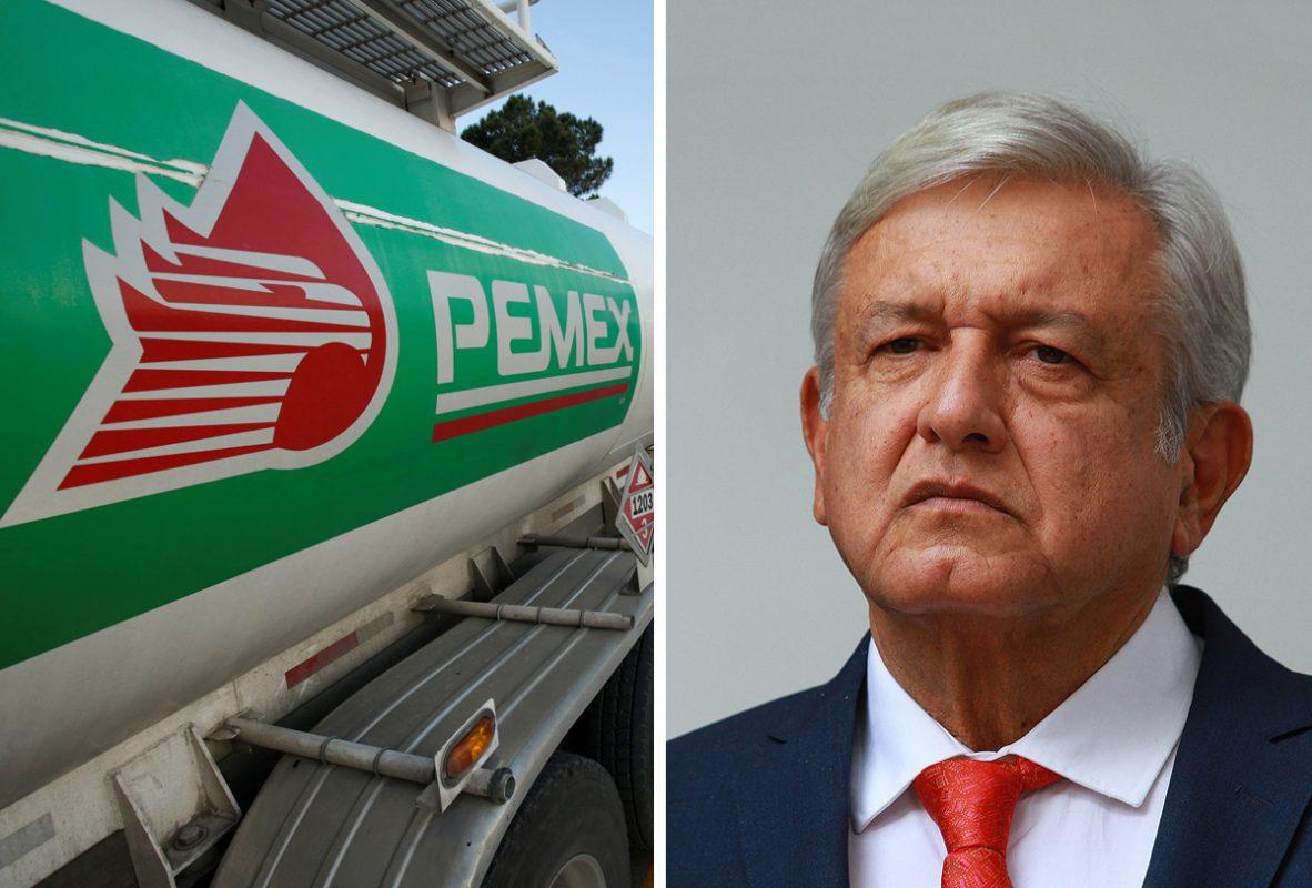Promete AMLO democracia sindical, en especial a trabajadores petroleros