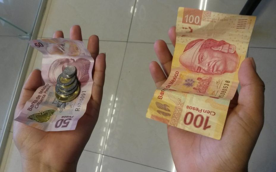 Propuesta para salario mínimo arrancará en 100 pesos
