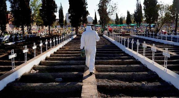 Proyectan 97 mil muertes por Covid-19 en México
