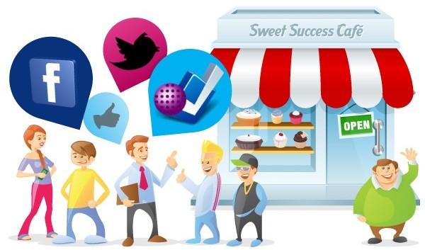 Pymes se impulsan con redes sociales a bajo costo