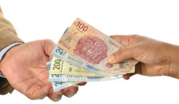 Queda 4% del salario para los imprevistos y deudas
