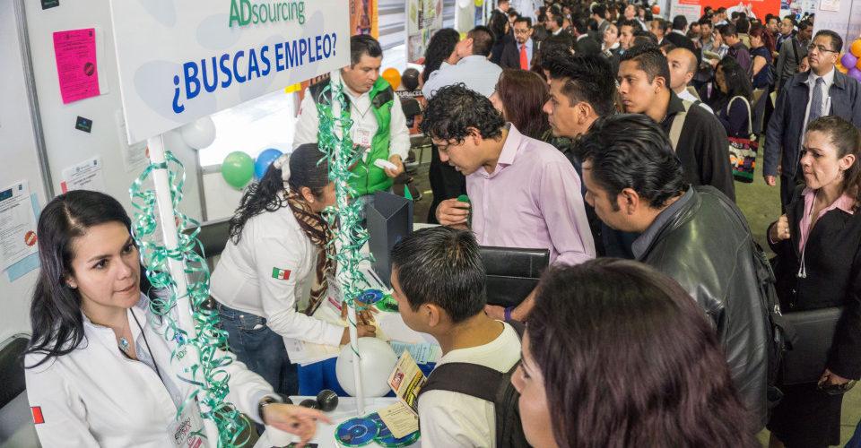Quintana Roo, Zacatecas, y Baja California Sur, con un incremento de plazas laborales del 7.5%