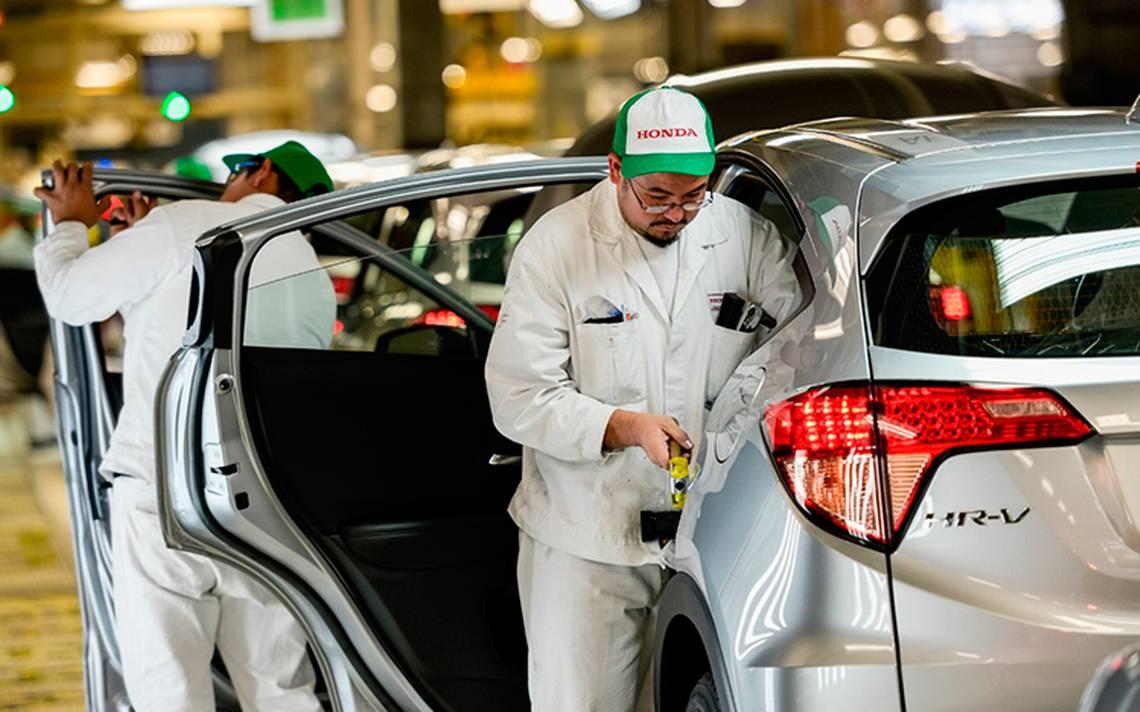 Reabre planta de Honda en Celaya