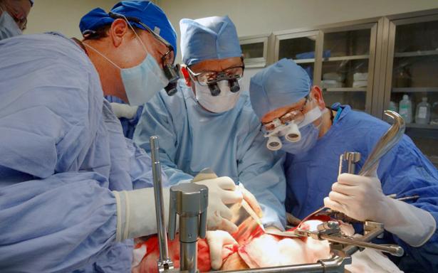 Realiza IMSS trasplante multiorgánico