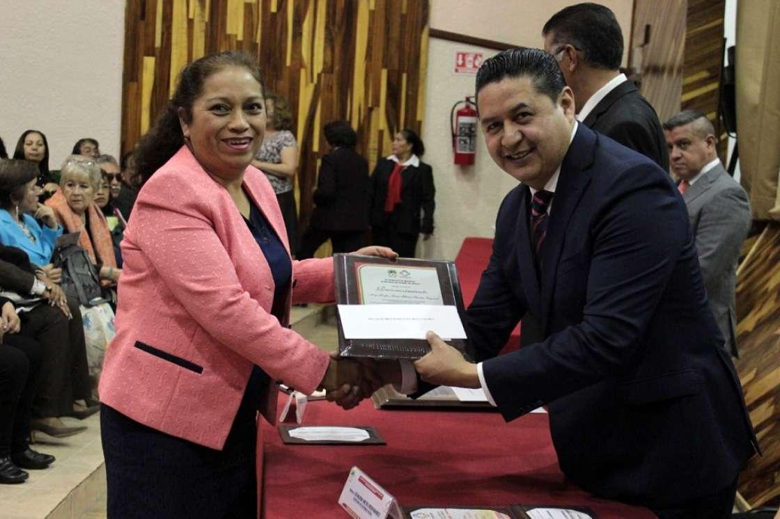 Realizó el SMSEM la 24 entrega del Fondo de Retiro por Jubilación inhabilitación y Fallecimiento