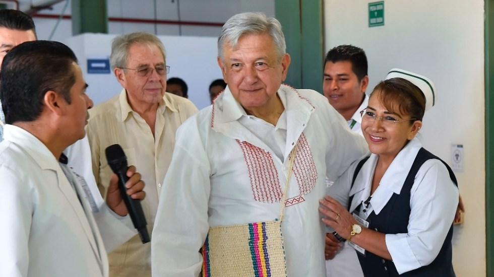 Rechaza AMLO desaparecer IMSS Bienestar