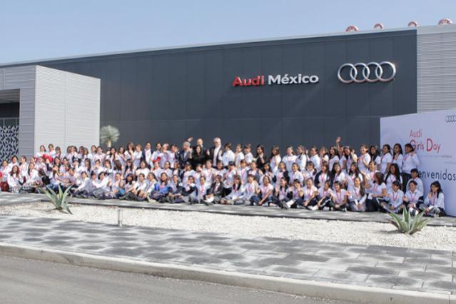 Recibe Audi Puebla  200 mil solicitudes de trabajo