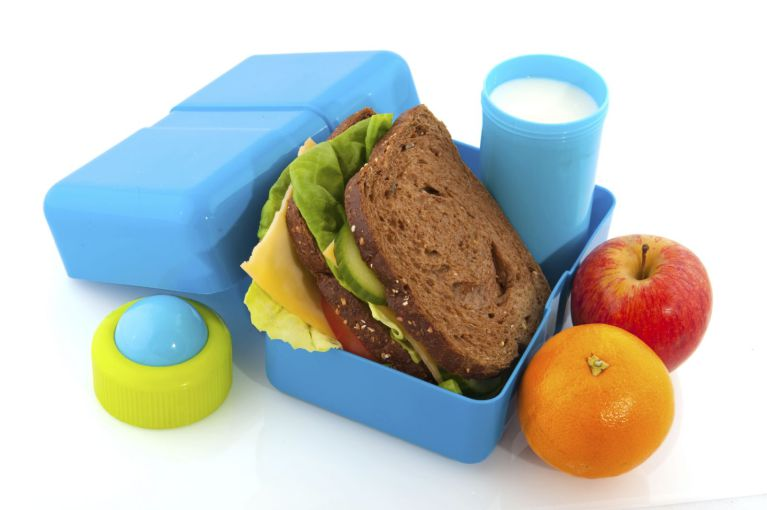 Refrigerios saludables mejoran el desempeño escolar
