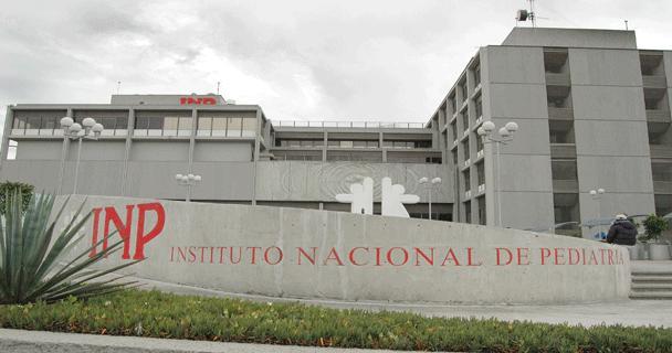 Refuerzan infraestructura del Instituto Nacional de Pediatría