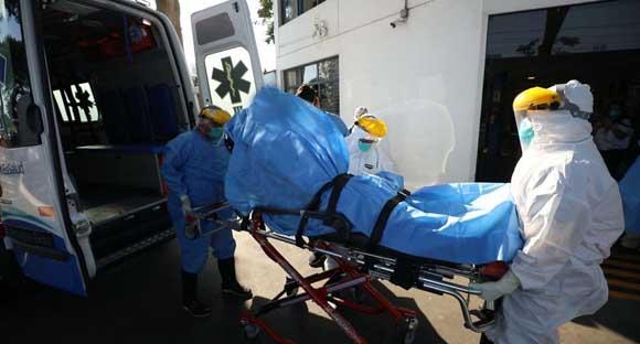 Reportan cifra récord de 8,438 nuevos contagios de Covid-19 en 24 horas, la más alta desde inicio de pandemia
