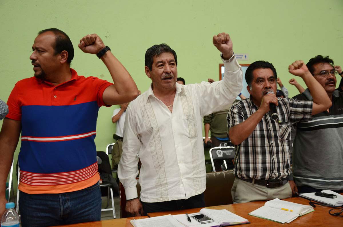 Retoma CNTE diálogo en Oaxaca