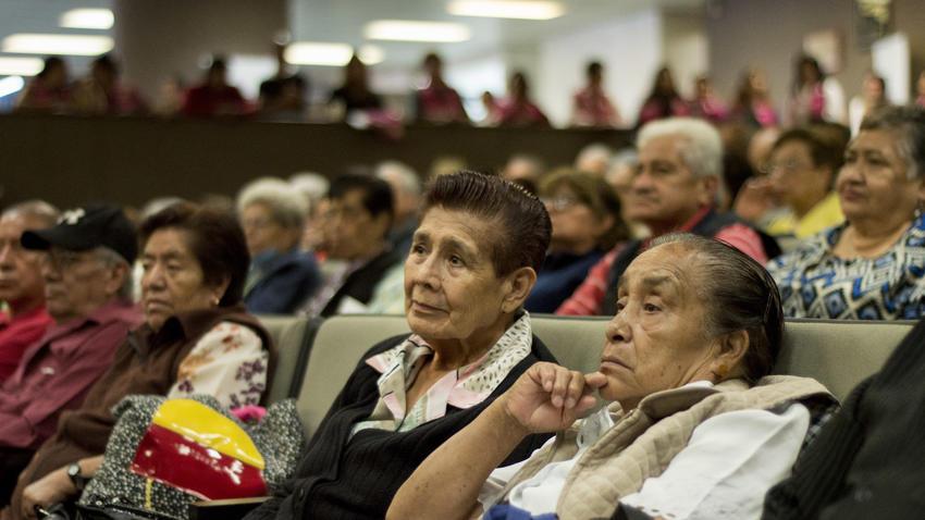 Retrocede México en índice de jubilación