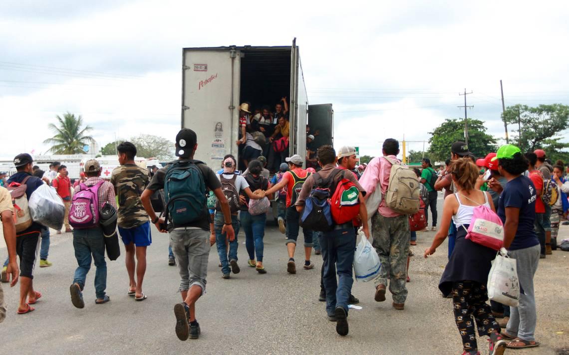 Revisa CDMX salud de migrantes; 3 casos de VIH