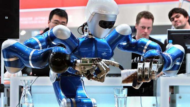 Robots amagan empleos de calidad