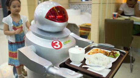 Robots destruirán 5 millones de empleos en 2020