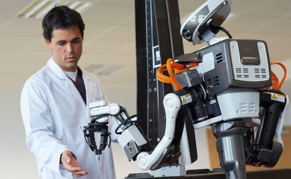Robots ganan más empleos