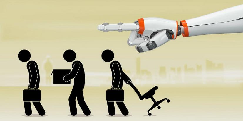 Robots le quitarán el empleo a 20 millones