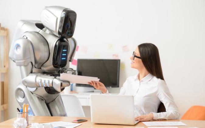 Robots para selección de personal y entrevistas de trabajo