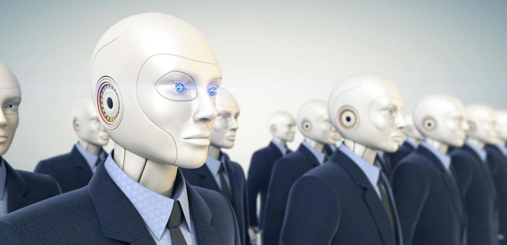 Robots suplirían 25 millones de plazas en México