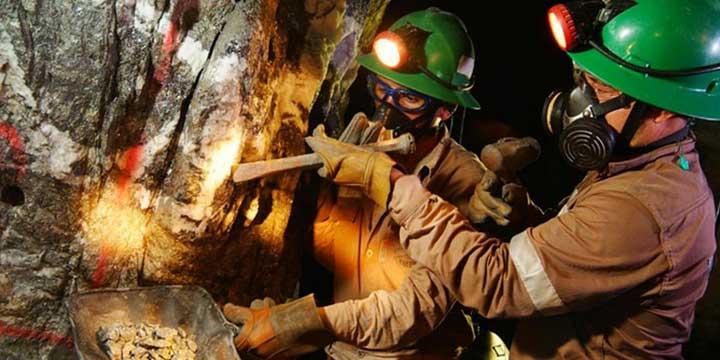 Salario de mineros se libra de los aranceles al acero