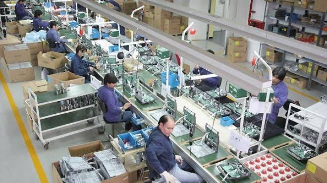 Salario en industria electrónica, estancado desde hace cuatro años
