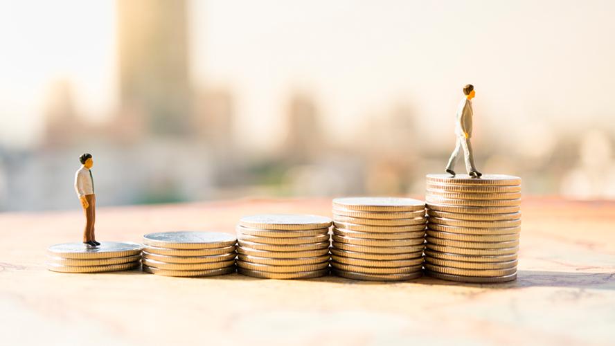 Salarios en el país registran su mayor alza desde 2002