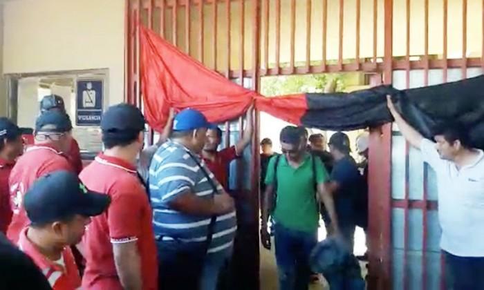Se acabaron las huelgas en las maquilas...y comenzaron los despidos