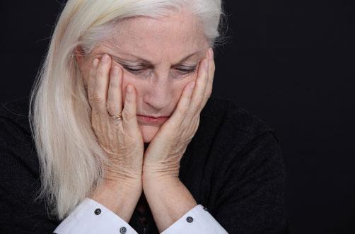 Se apodera depresión de los adultos mayores