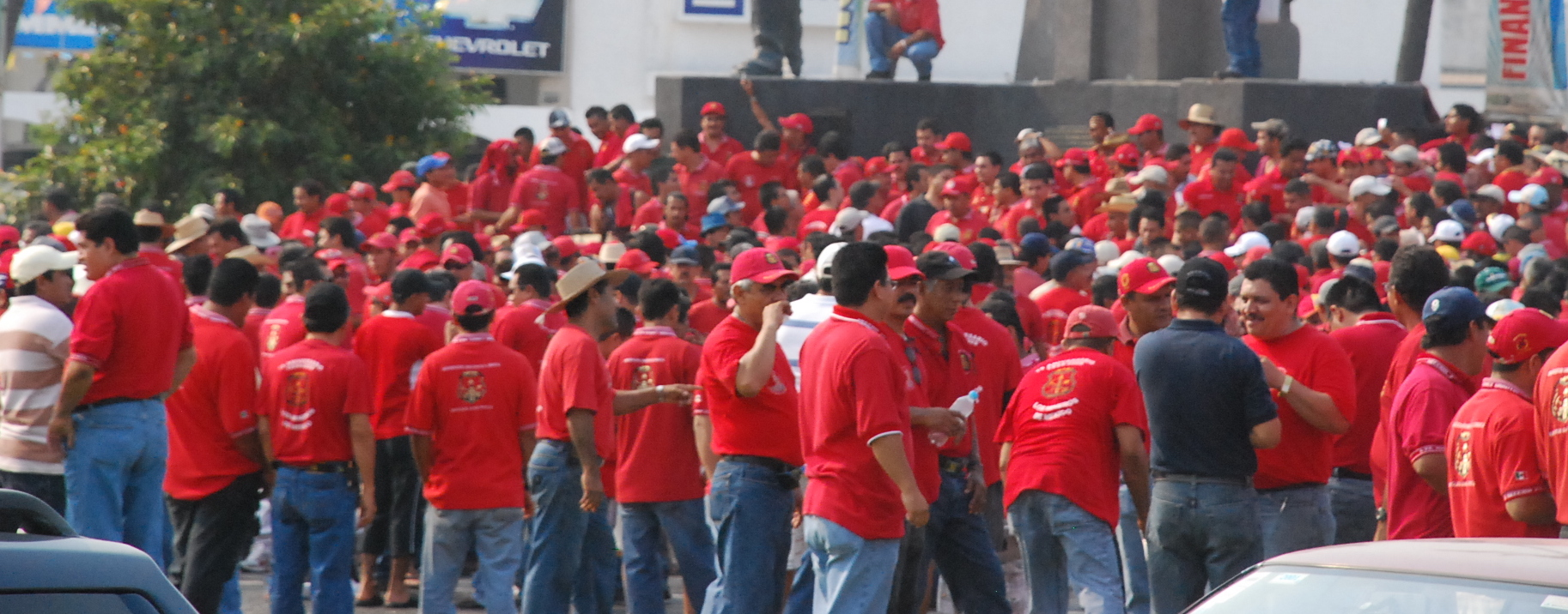 Se atrincheran trabajadores en Arcelormittal