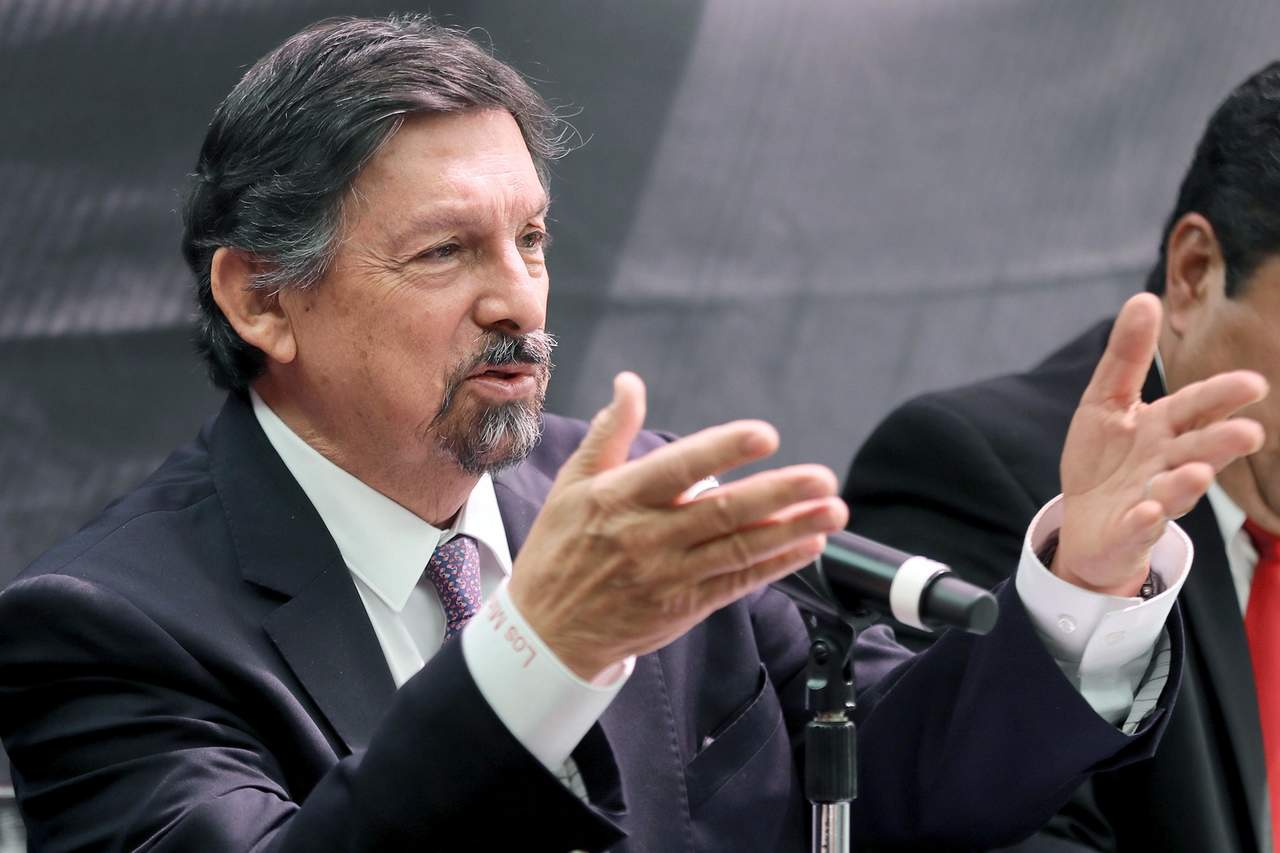 Se avecina cambio histórico, sostiene Gómez Urrutia