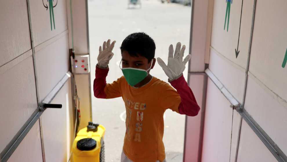 Se cuadriplica contagio de menores entre mayo y junio
