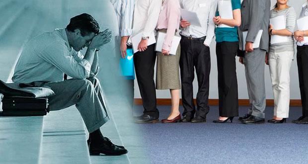Se desvanece el empleo formal