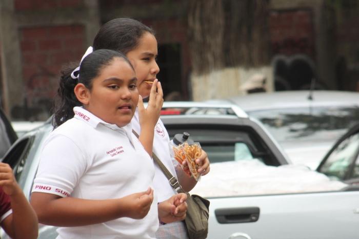 Se dicen preocupados por estar obesos, pero no hacen nada