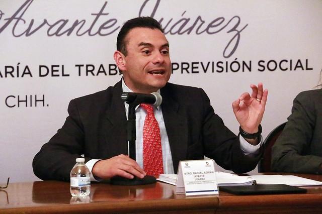 Se espera en este mes aumento al salario mínimo: Rafael Avante