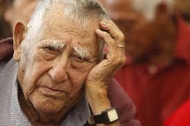 Se oculta depresión en adultos mayores