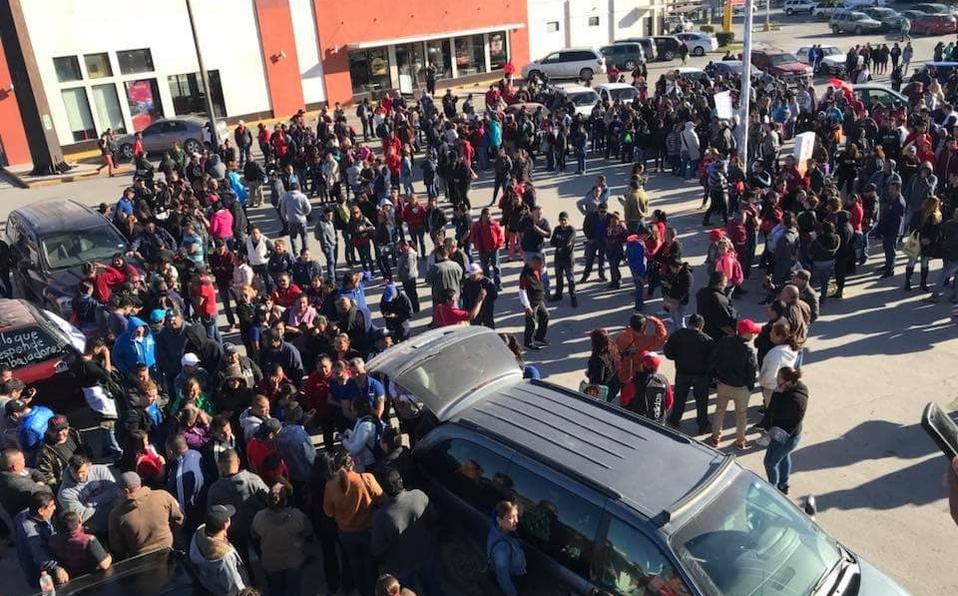 Se suman más maquiladoras a paro en Matamoros