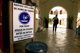 Se trabaja por un México libre de humo de tabaco