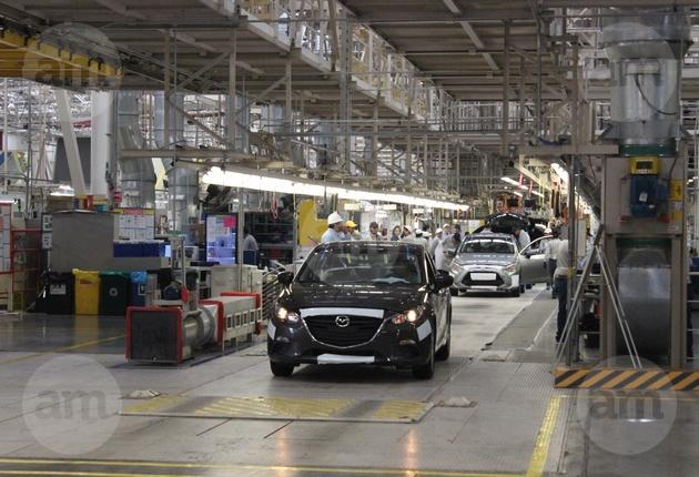 Sector automotriz, con más alza salarial