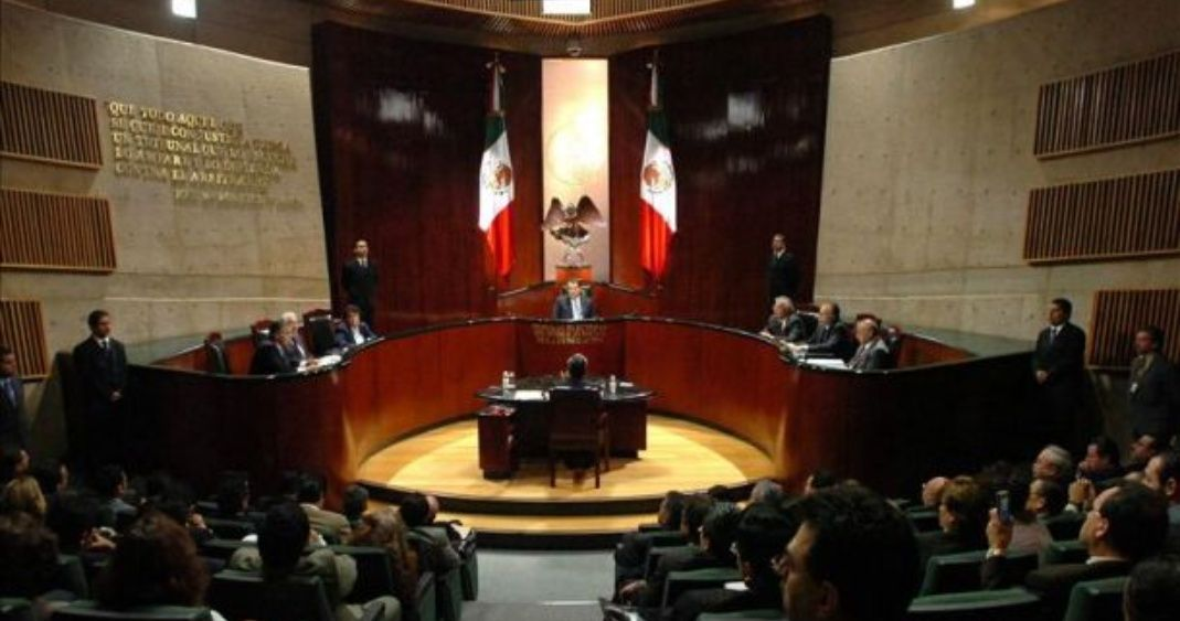 Segob atenta a resolución de amparos en Poder Judicial por salario
