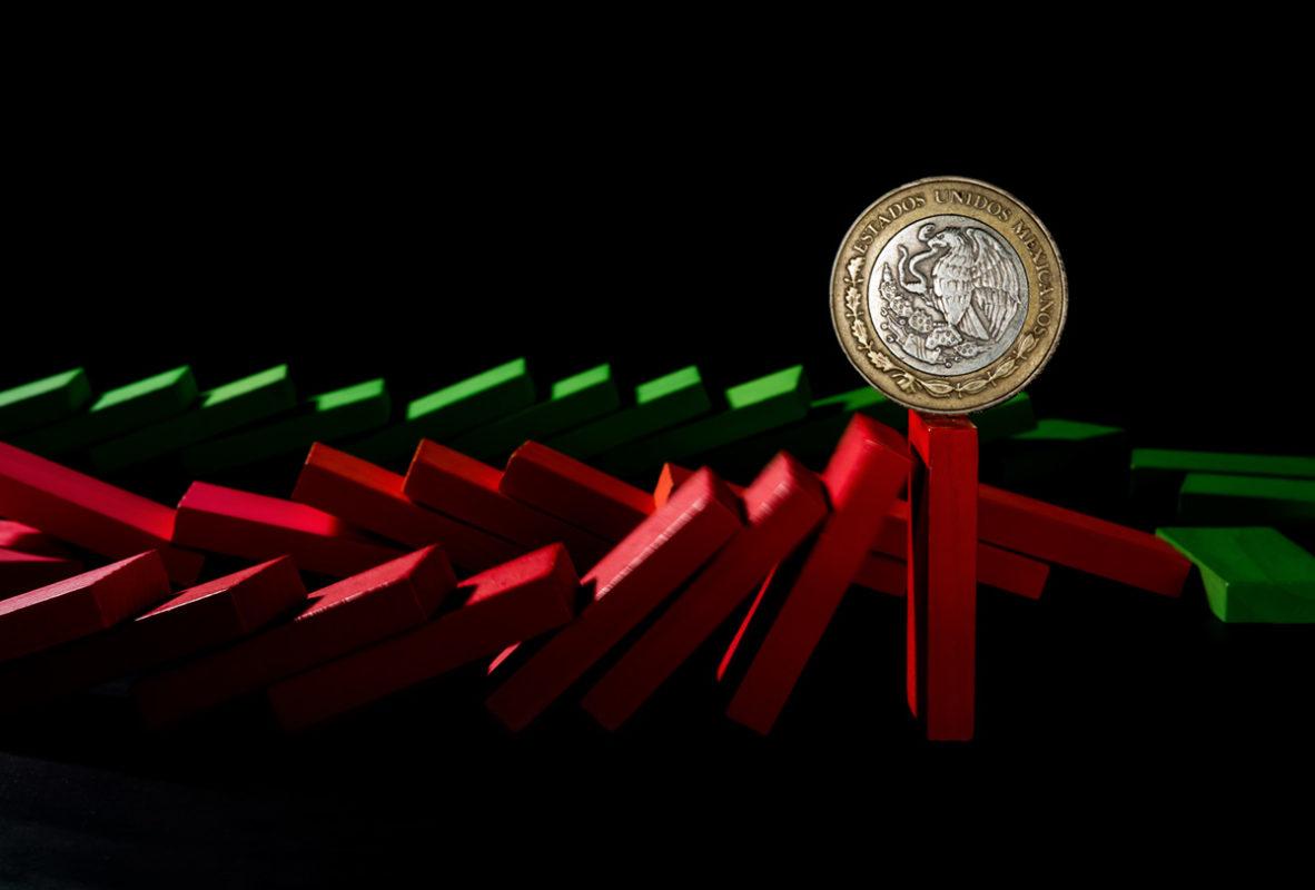 Seis consultorías y bancos anticipan recesión en México