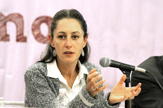 Sheinbaum acusa sueldos irregulares