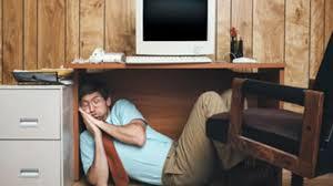 Siesta en la oficina mejora la productividad