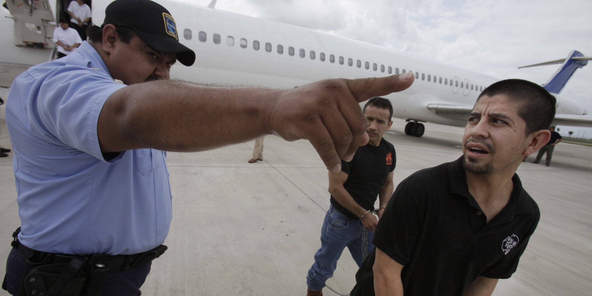 Sin perfil académico deportados de EU a México