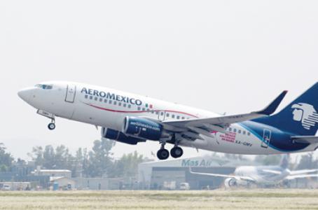 Sin solución conflicto en Aeroméxico
