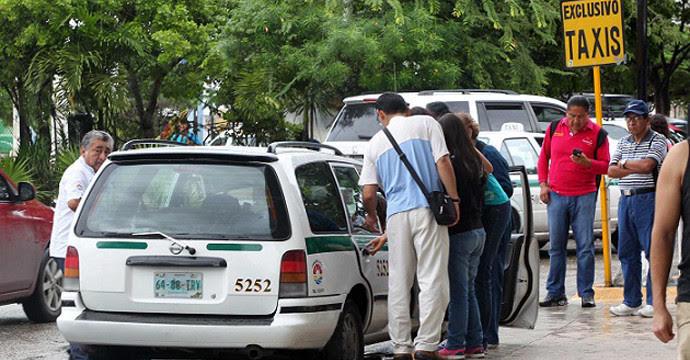 Sindicato de taxistas en QR acumula 6 mil quejas