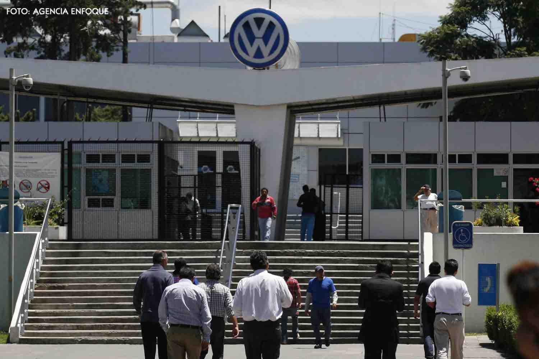 Sindicato de Volkswagen emplaza a huelga; pide 12% de aumento salarial