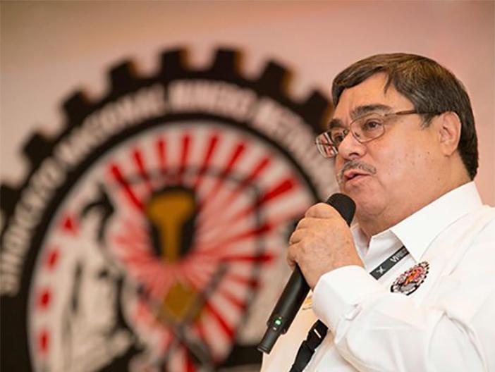 Sindicato minero buscará a la brevedad reunión con AMLO