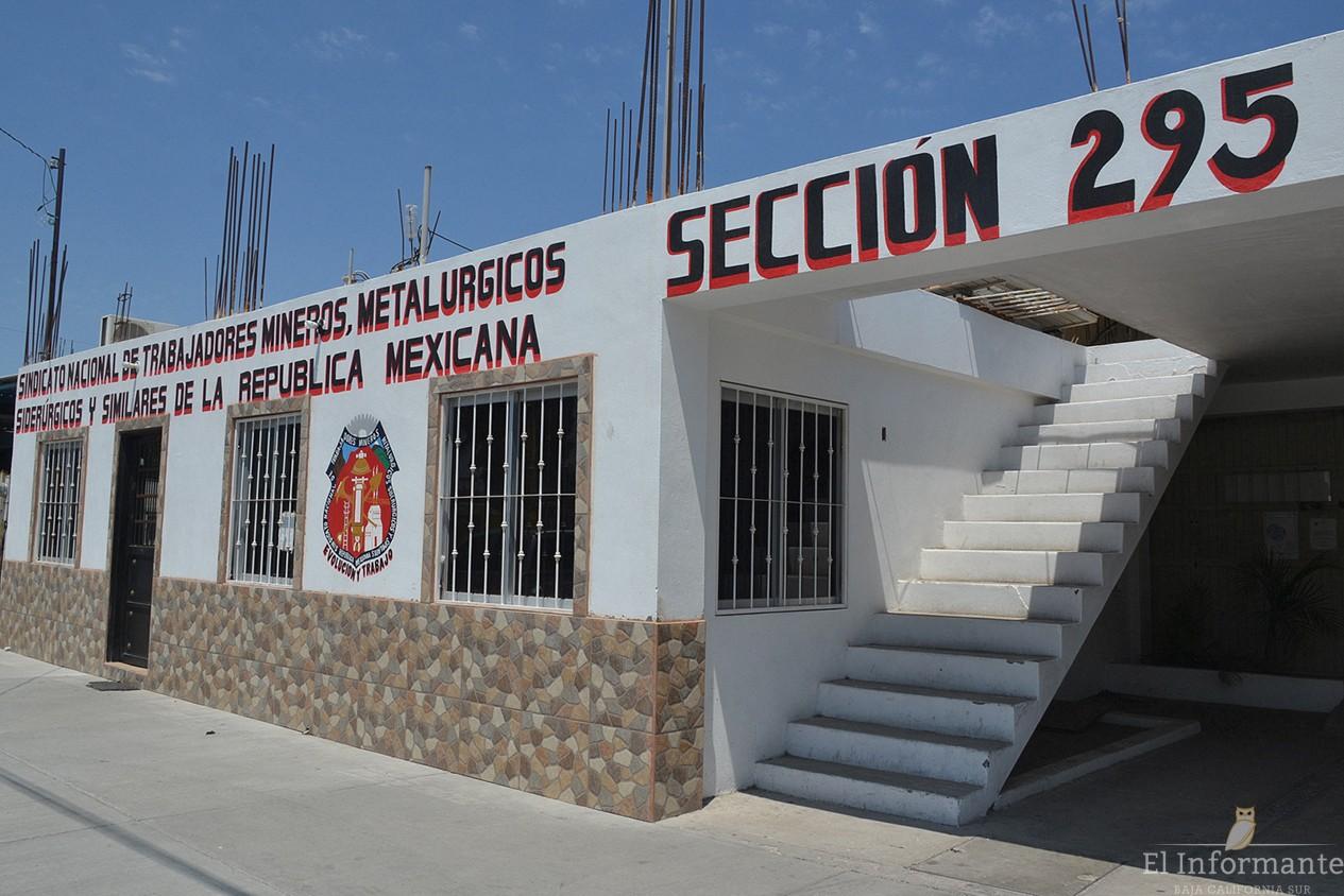 Sindicato minero llama a evitar recuento gremial en Baja California Sur