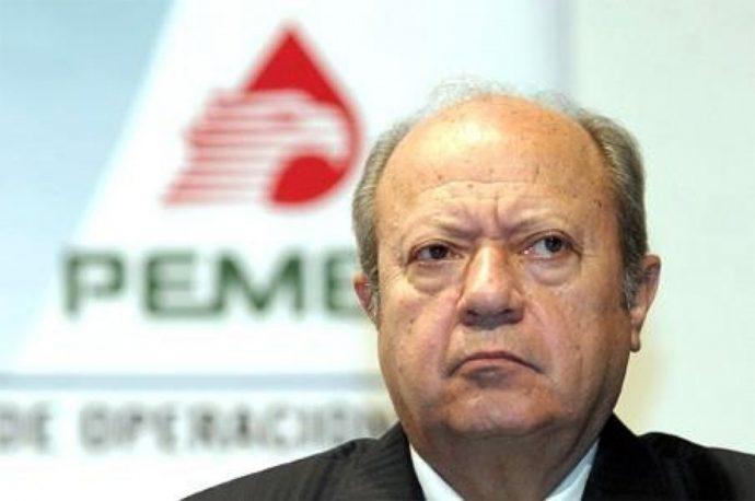 Sindicato petrolero no será obstáculo para crecimiento de Pemex: Romero Deschamps