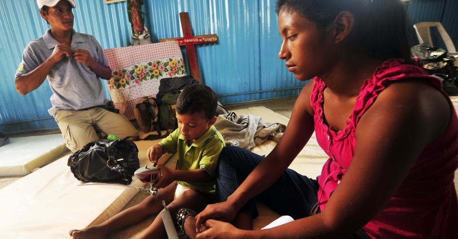 Síndrome de Penélope afecta a esposas de migrantes en el país